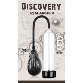Автоматическая вакуумная помпа Discovery Researcher